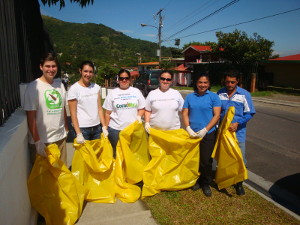 Helping the environment in Costa Rica